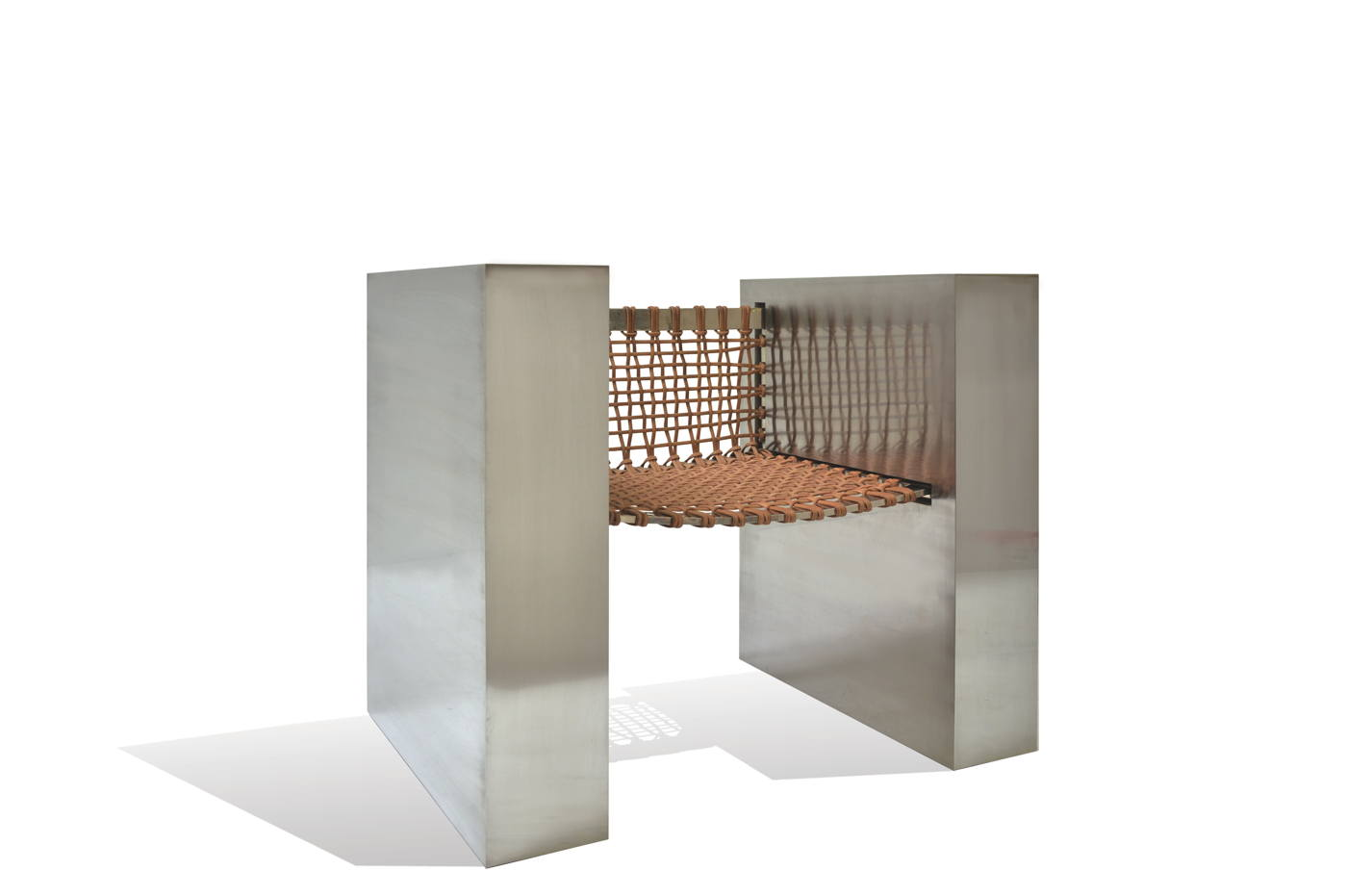 Cube Stainless Throne 0