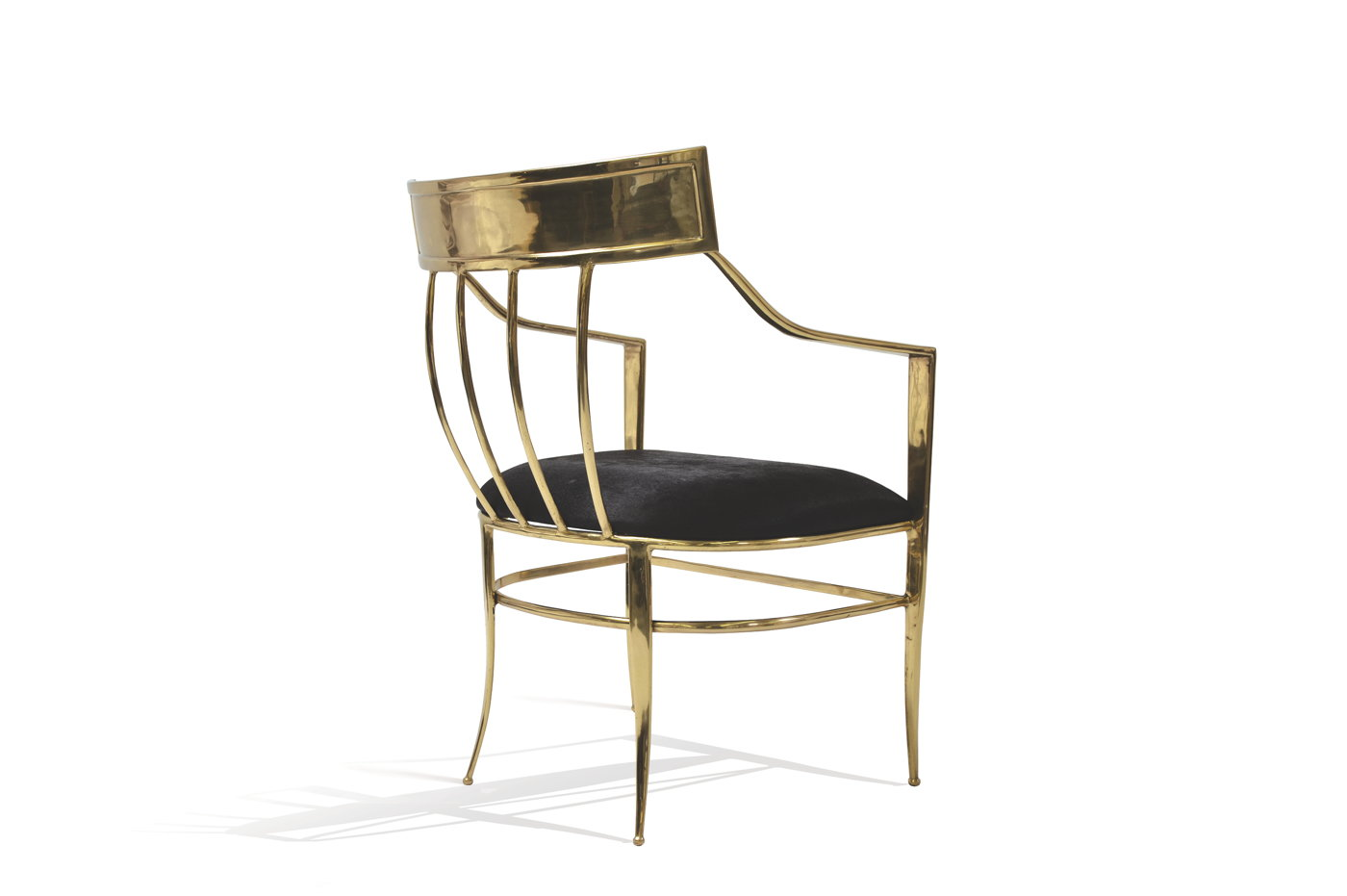... Boboche Brass Chair 2 ...