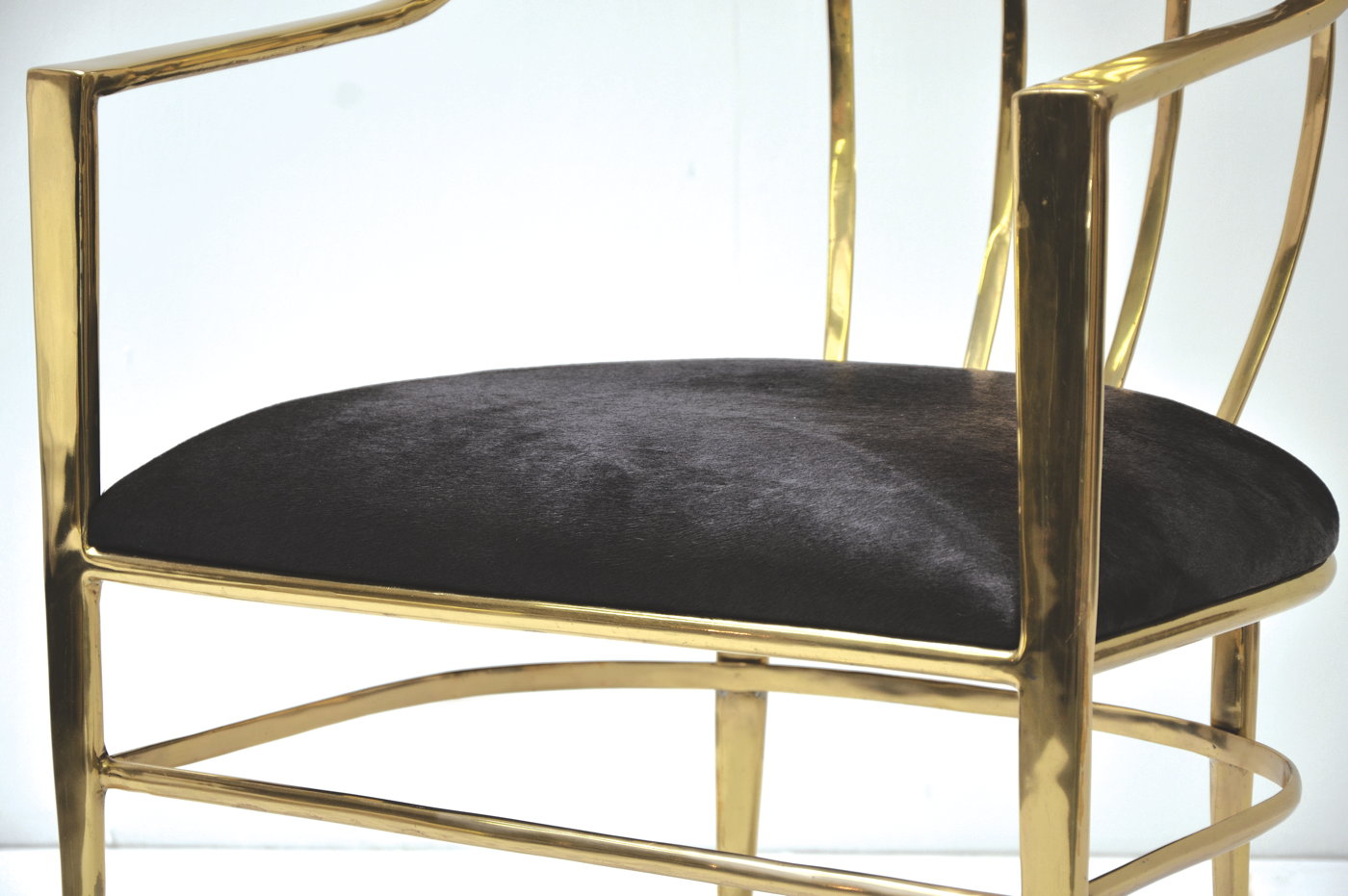 ... Boboche Brass Chair 3 ...