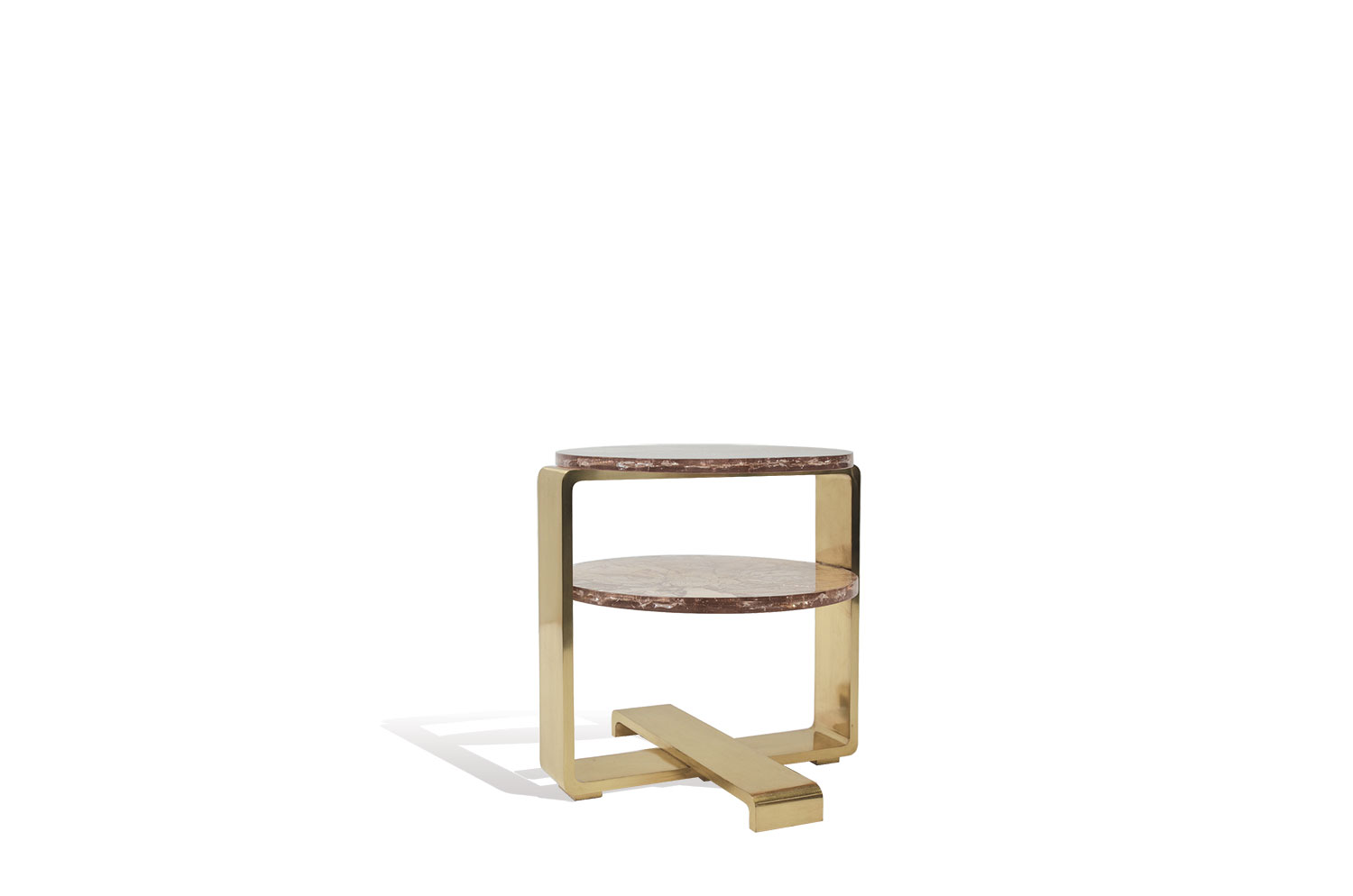 Etagere Side Table - Ice-Resin 0