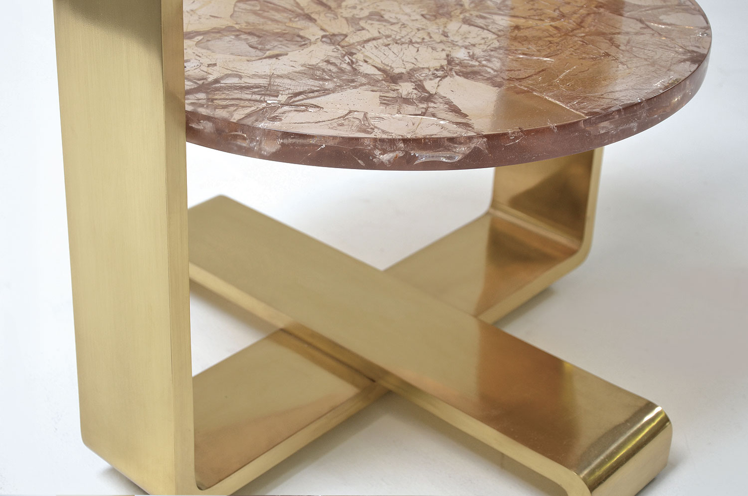 ... Etagere Side Table   Ice Resin 3 ...