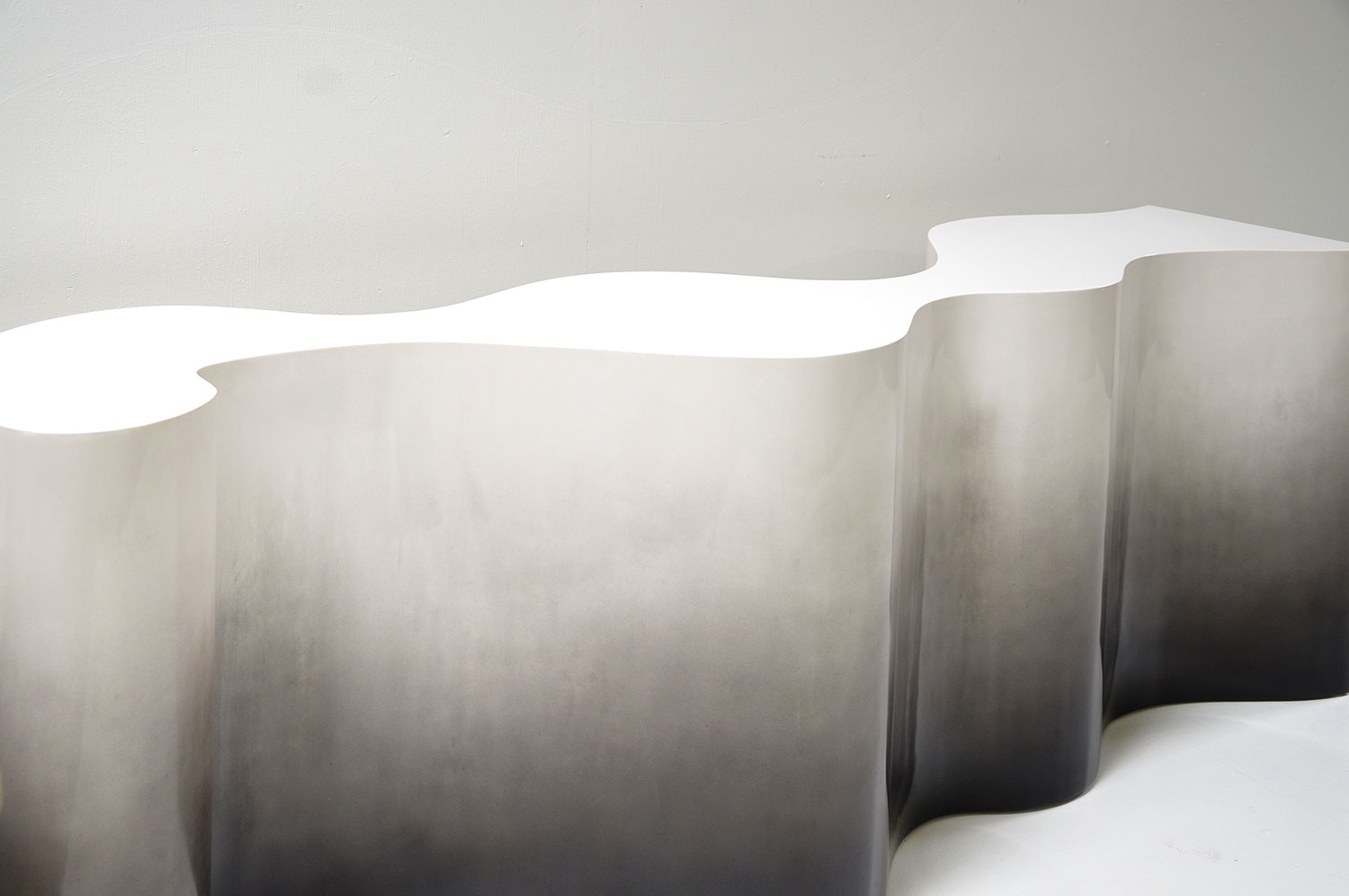 Undulated Console Table 2