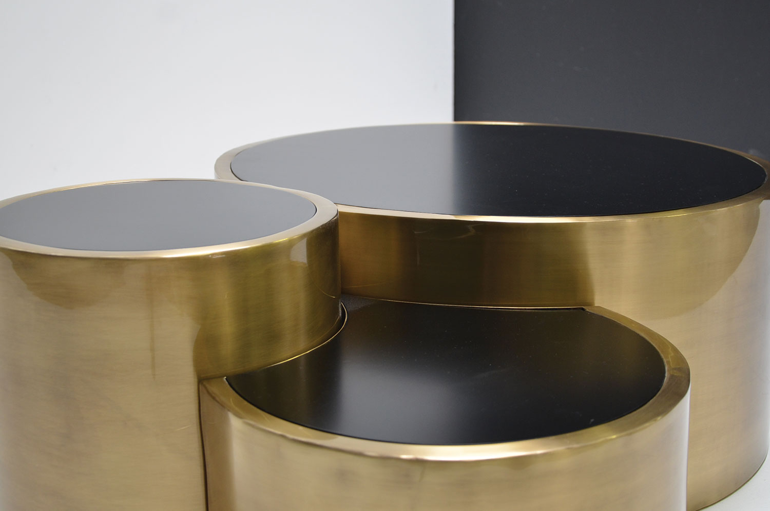 Polymorphic Brass Coffee Table 3