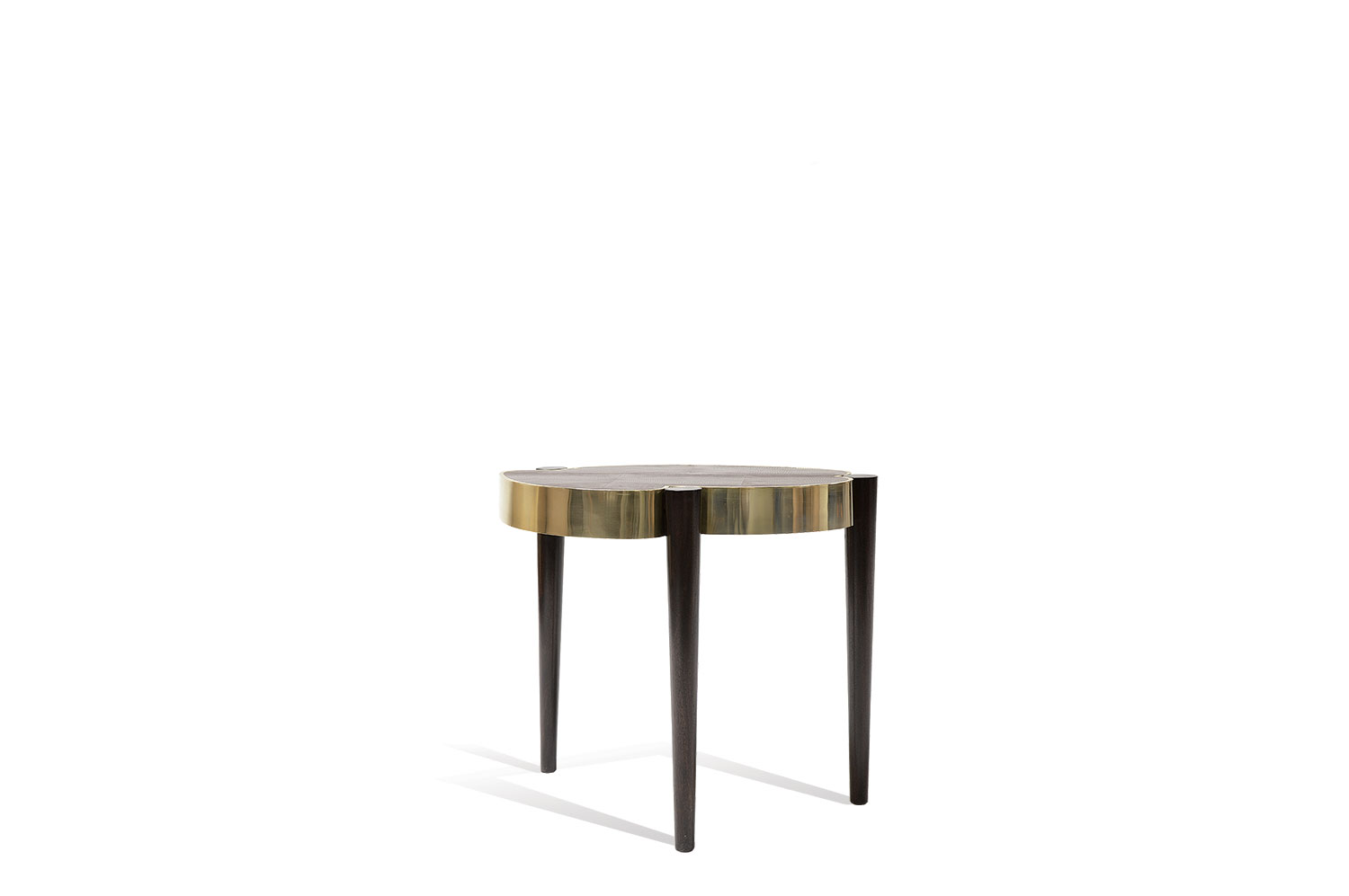 Cloud Drinks Table - Shagreen 0