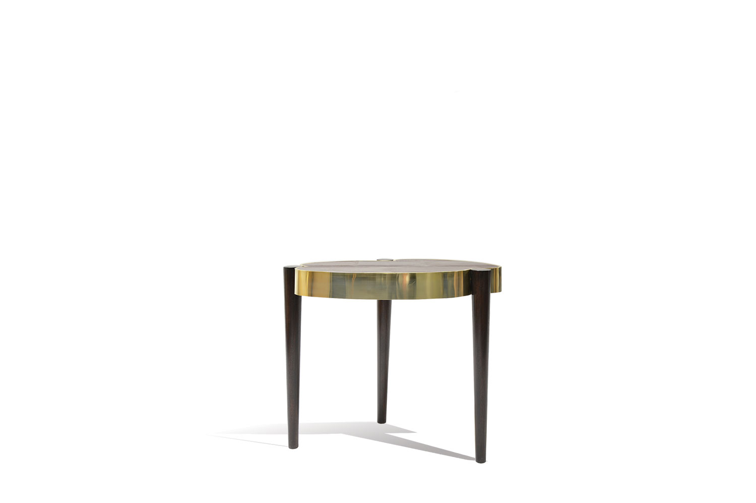 Cloud Drinks Table - Shagreen 2