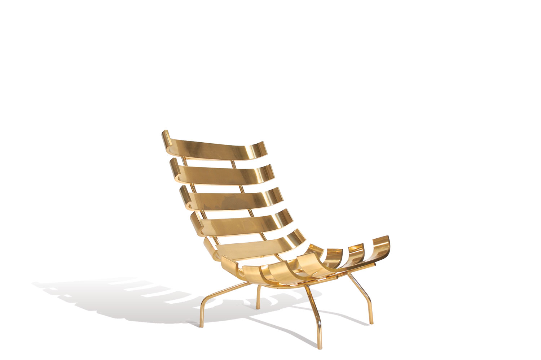 Empilage Side Table Goatskin Scala Luxury